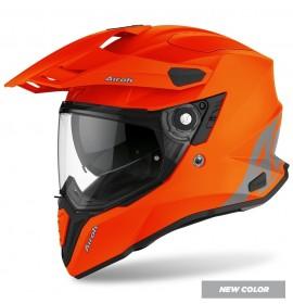 Мотошлем Airoh COMMANDER orange matt