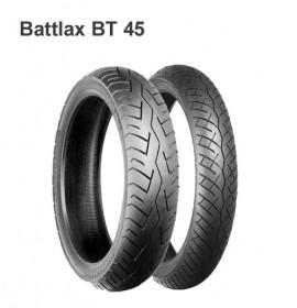 Моторезина 100/80 -17 52H TL F Bridgestone BT45