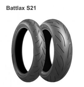 Моторезина 110/70 R17 54W TL F Bridgestone S21