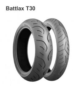 Моторезина 110/70  R17 54W TL F Bridgestone T30 Evo