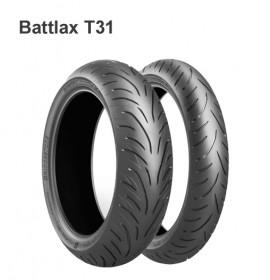 Моторезина 110/70 ZR17 54W TL Bridgestone T31