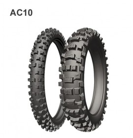 Моторезина 100/100 -18 59R TT R Michelin AC10