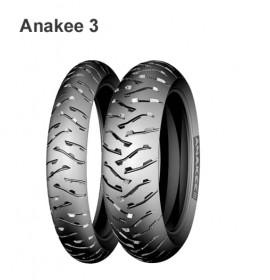 Моторезина 100/90 -19 57H TL F Michelin Anakee3