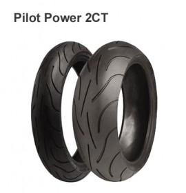 Моторезина 110/70 R17 54W TL F Michelin Pilot Power 2CT