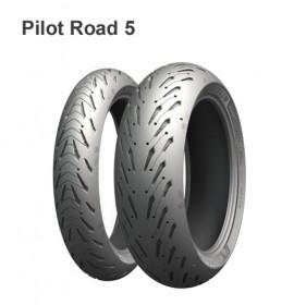 Моторезина 110/80 R 19 59V TL Michelin Pilot Road 5 Trail