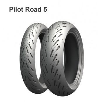 Моторезина 120/70 ZR 17 58W TL Michelin Pilot Road 5