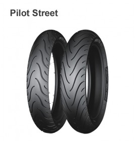 Моторезина 100/70 -17 49S TL F Michelin Pilot Street