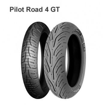 Моторезина 180/55 R17 73W TL R Michelin Pilot Road 4 Gt