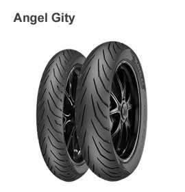 Моторезина 100/80 -14 54S TL R Pirelli Angel City Reinf