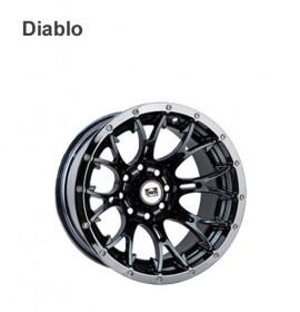 Диски для квадроциклов DWT Diablo