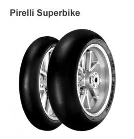 Мотошины для трека Pirelli