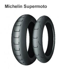 Мотошины для супермото Michelin